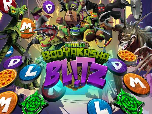 Teenage Mutant Ninja Turtles: Booyakasha Blitz