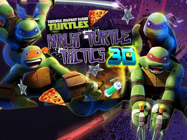 ninja turtles online spiele