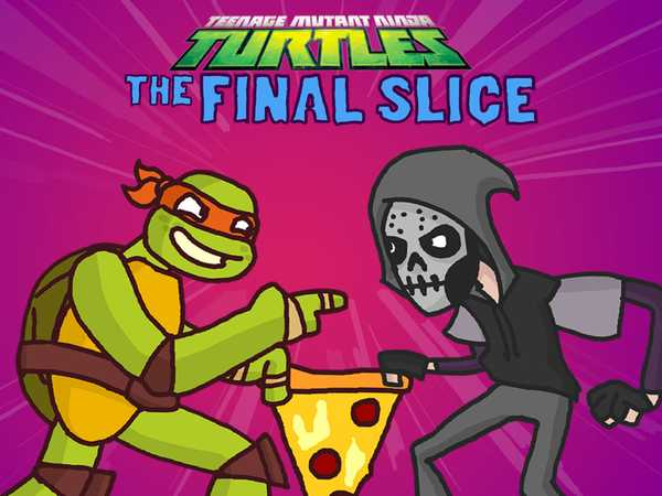 Teenage Mutant Ninja Turtles: The Final Slice