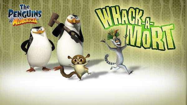 Whack-a-Mort Game Featured Image