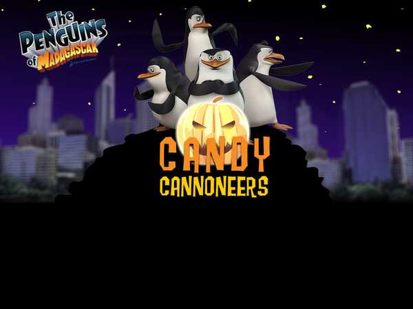 The Penguins of Madagascar: Candy Cannoneers