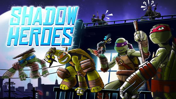 Shadow Heroes Featured Image