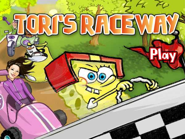 Victorious: Tori's Raceway