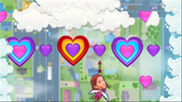 Cat's Heartbreaker Game Screenshot Picture