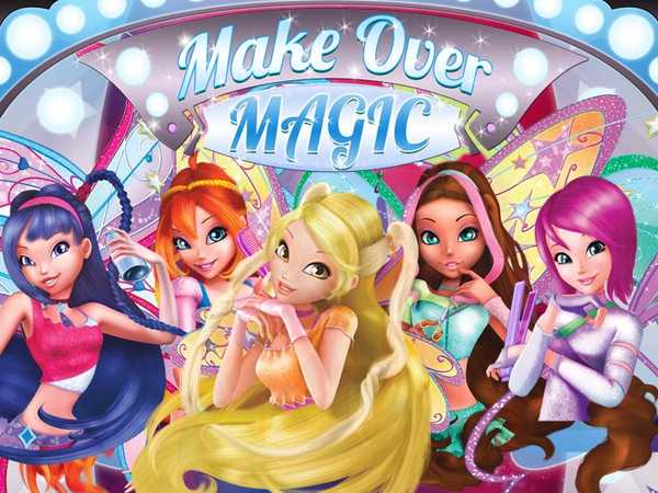 Winx Club: Make Over Magic