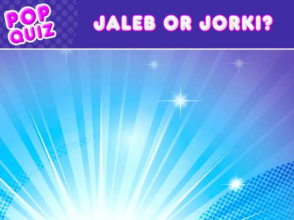 Jaleb or Jorki?