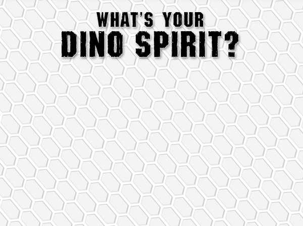 What's your dino spirit?