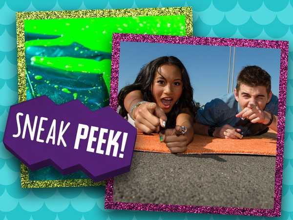 Kids' Choice Awards: Jack and Sydney Tour the Set!