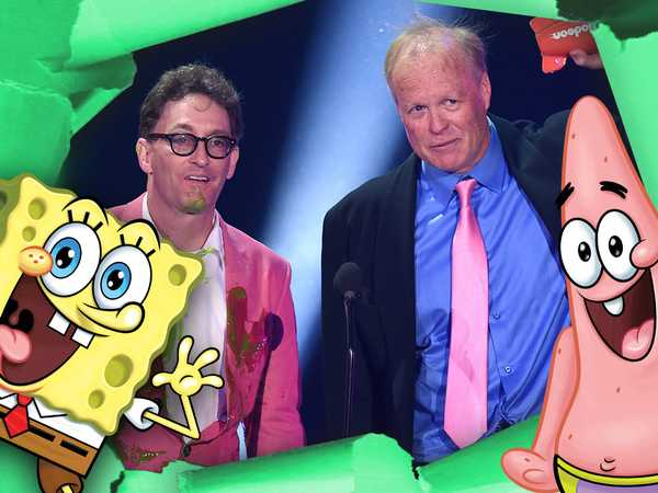 "Kids' Choice Awards 2015: ""SpongeBob Squarepants Wins Favorite Cartoon!"""