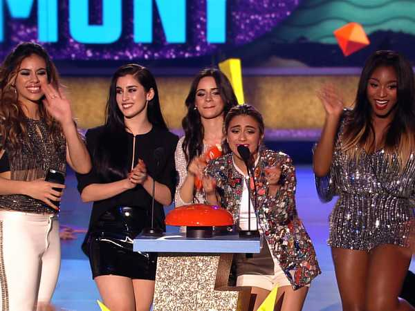 "Kids' Choice Awards 2015: ""Fifth Harmony Wins Favorite New Artist!"""