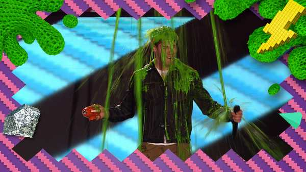 "Kids' Choice Awards 2015: ""Nick Jonas Wins Favorite Male Singer and Gets Slimed!"""