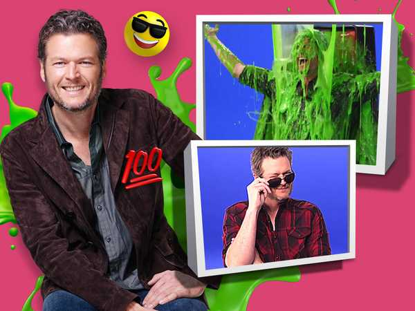 "Kids' Choice Awards 2016: ""Best of Blake"""