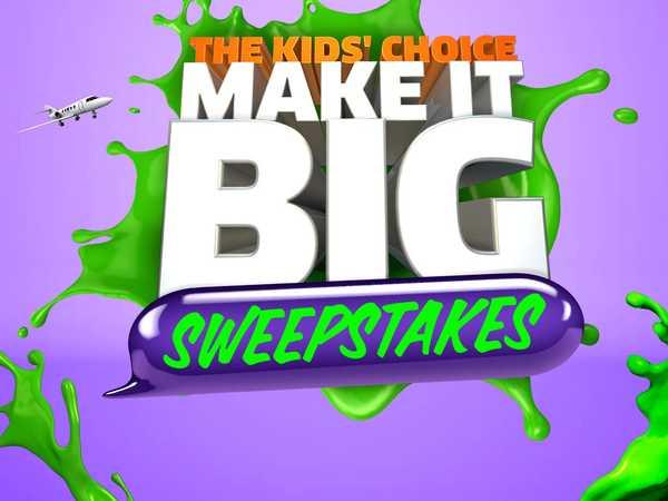 Promo type 4: KCA Sweeps no logo