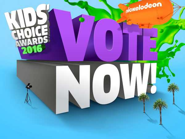 Vote kids choice awards 2016 on fairly oddparents characters victory