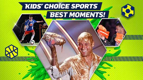 "Kids' Choice Sports Awards 2015: ""Best Moments"""