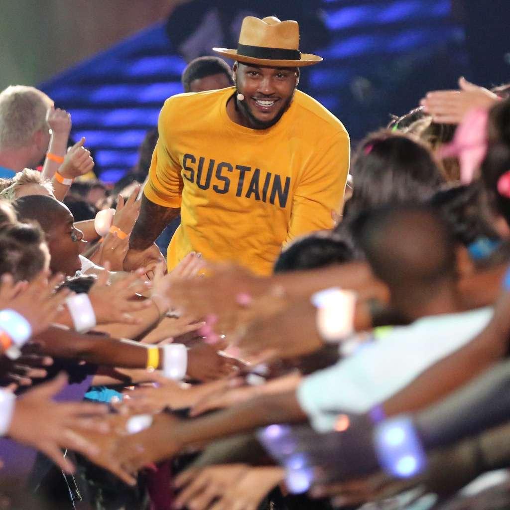 "Kids' Choice Sports 2015: ""Set the Record!"""
