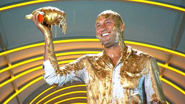 "Kids' Choice Sports 2015: ""Derek Jeter Wins Legend Award!"""