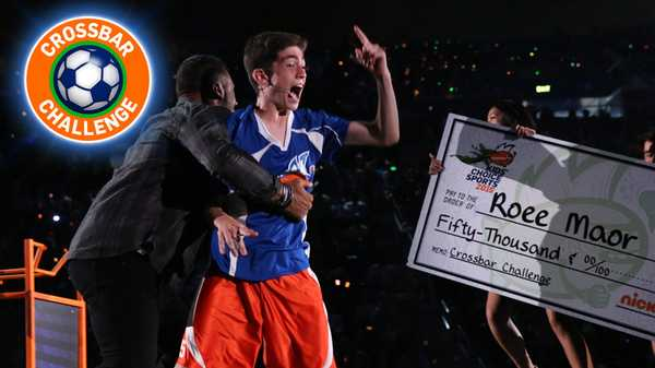 "Kids' Choice Sports 2015: ""He Made It!"""