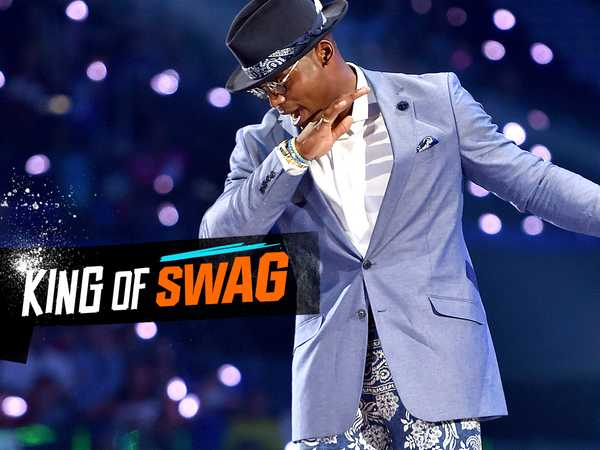 "Kids' Choice Sports 2016: ""Cam Newton Wins King of Swag Award"""