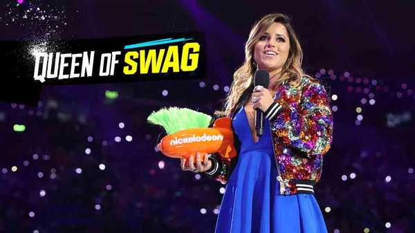 "Kids' Choice Sports 2016: ""Leticia Bufoni Wins the Queen of Swag Award"""