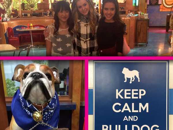 Bella and The Bulldogs: Tour The Bella Set!