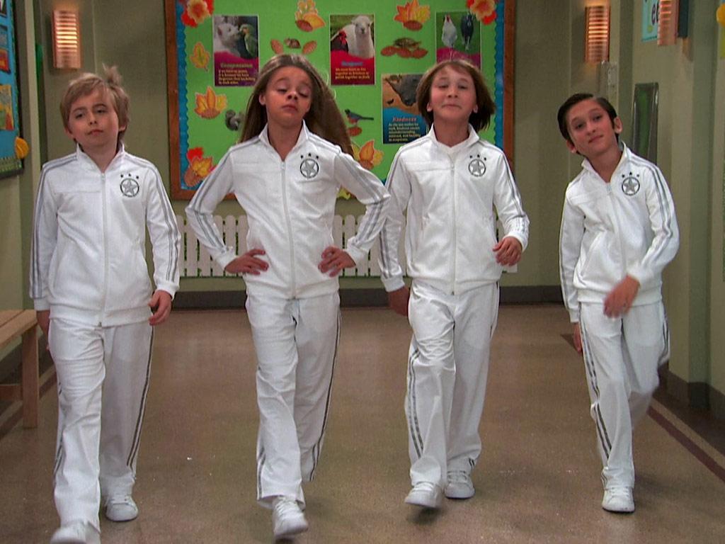Nicky, Ricky, Dicky, and Dawnky