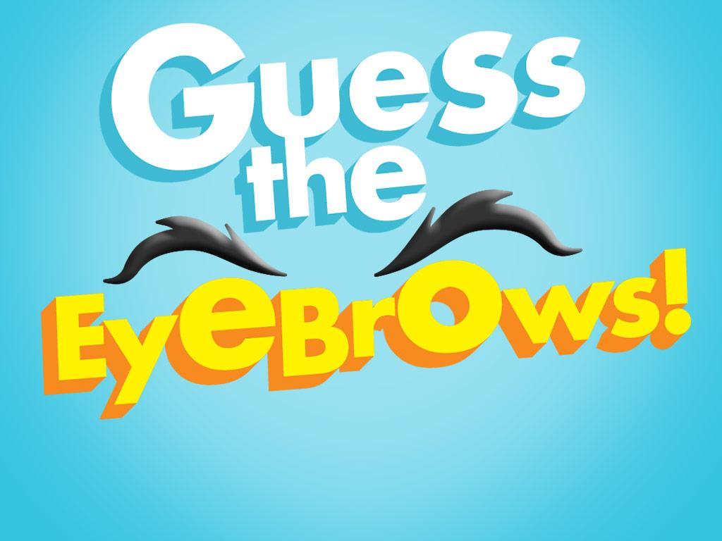 Can you guess who these crazy brows belong to?