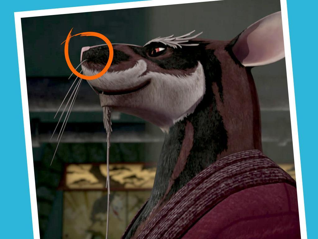 Splinter Nose!