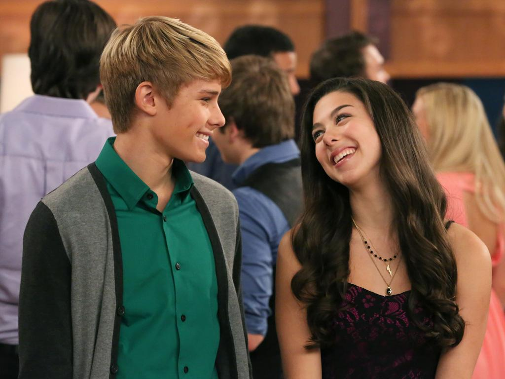 PHOEBE THUNDERMAN AND COLE CAMPBELL