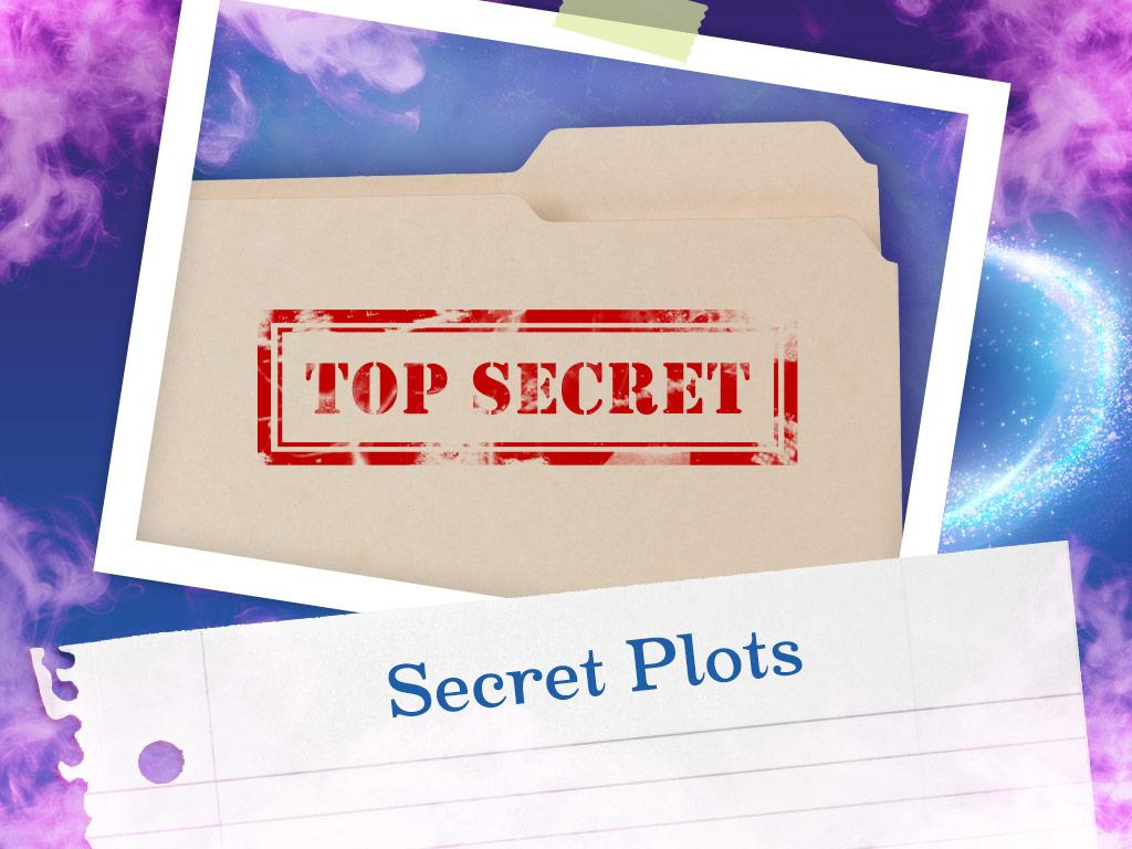 9. Secret Plots