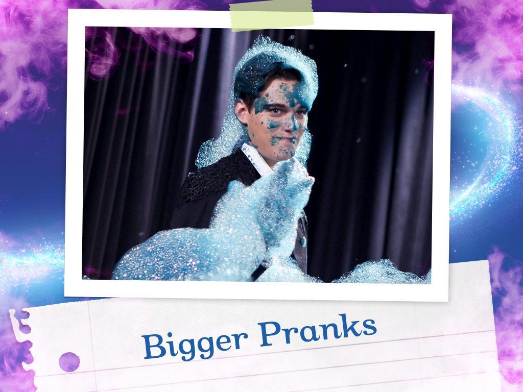 8. Bigger Pranks