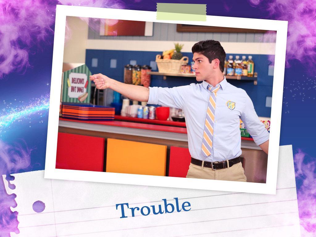 7. Trouble