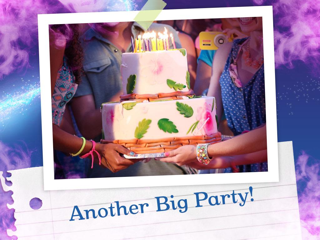 5. Another Big Party!