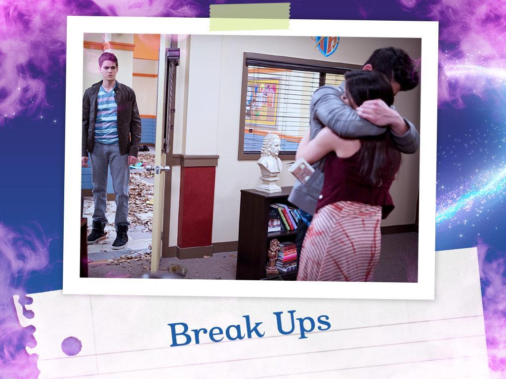 3. Break Ups