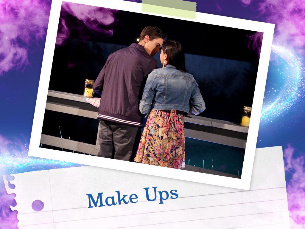 2. Make Ups