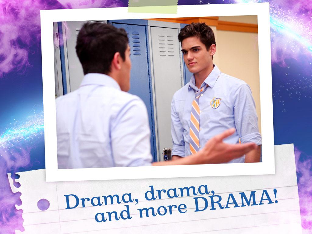 1. Drama, drama, and more DRAMA!