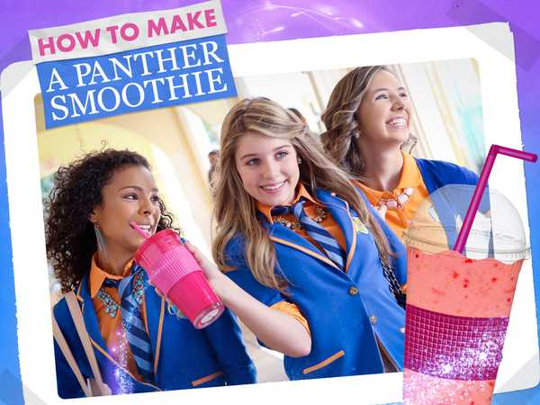 Every Witch Way: How To Make A Panther Smoothie