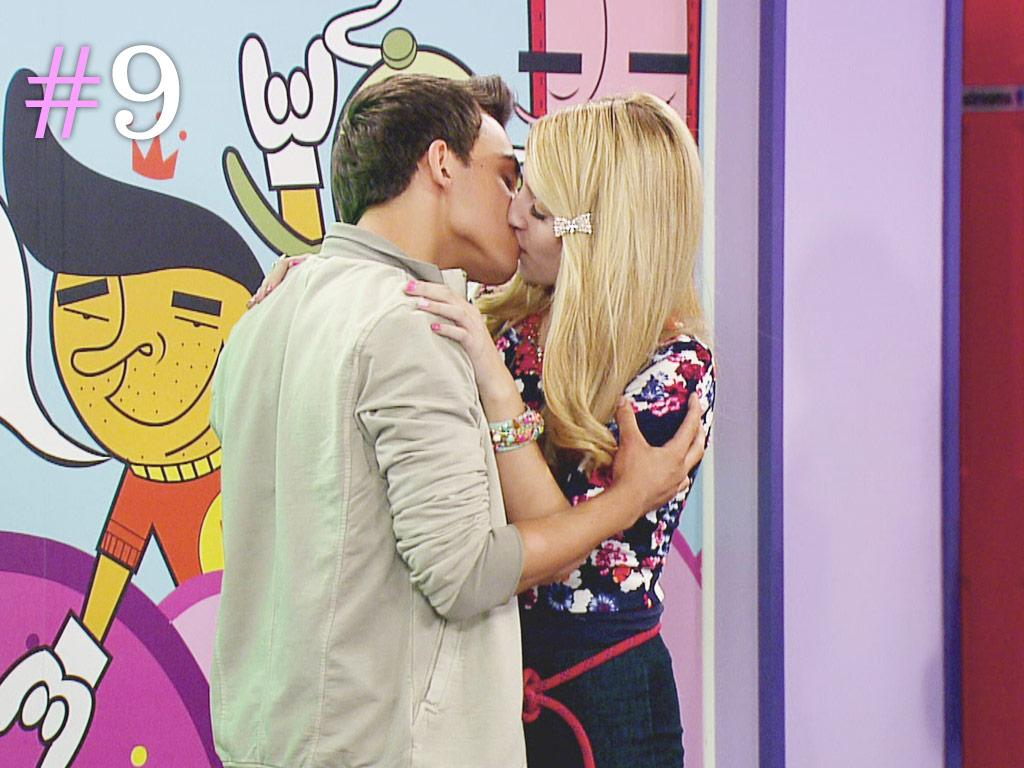 #9 Miego's First Kiss