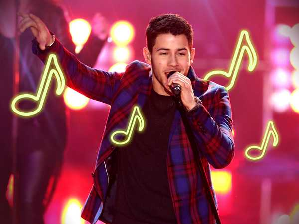 "The 2014 HALO Awards: Nick Jonas Performs ""Jealous"""