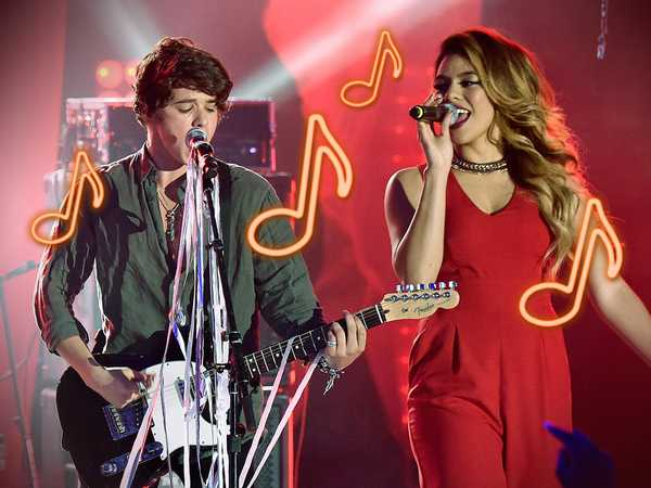 "The 2014 HALO Awards: The Vamps and Fifth Harmony Perform ""Somebody to You"""