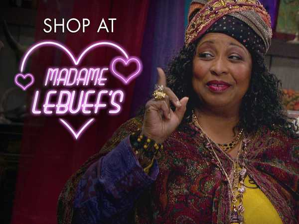 The Haunted Hathaways: Shop At Madame LeBuef's!