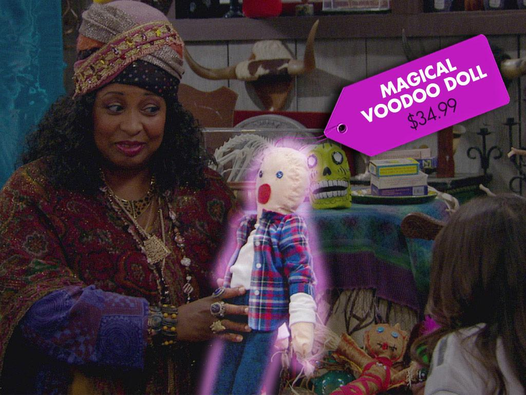 Magical Voodoo Doll