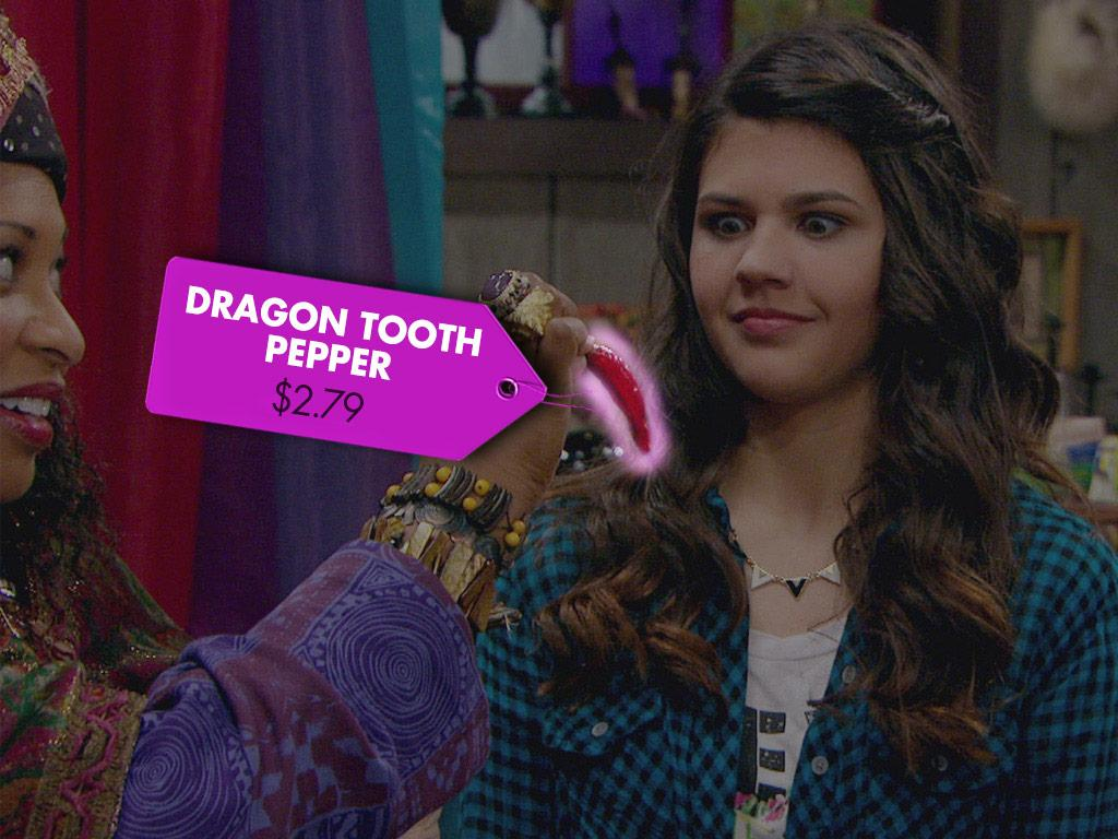 Dragon Tooth Pepper