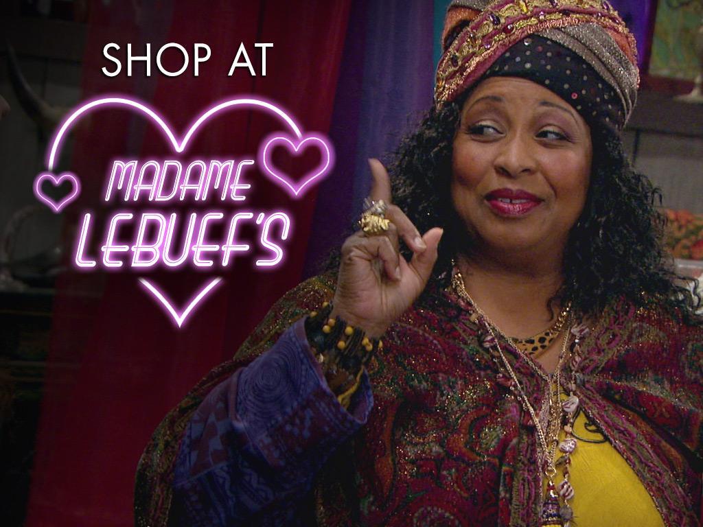 Shop At Madame LeBuef's!