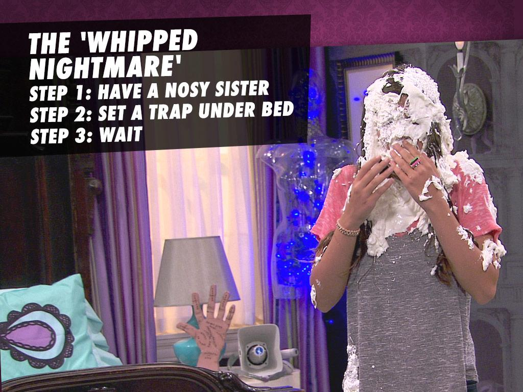 The 'Whipped Nightmare'