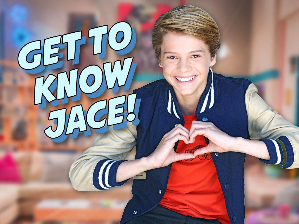 Get to Know Jace