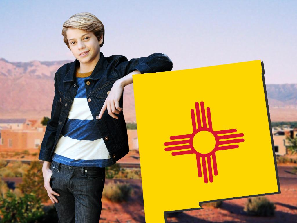 He Was Born In New Mexico