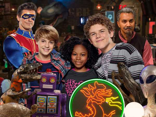 Henry Danger: Check Out This Junk!