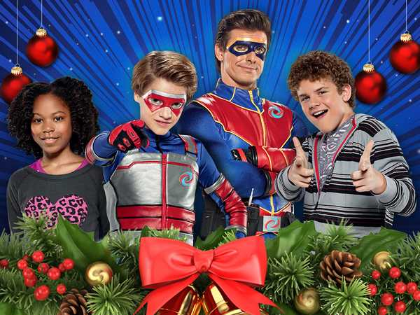 Henry Danger: Have A Swellview Holiday!