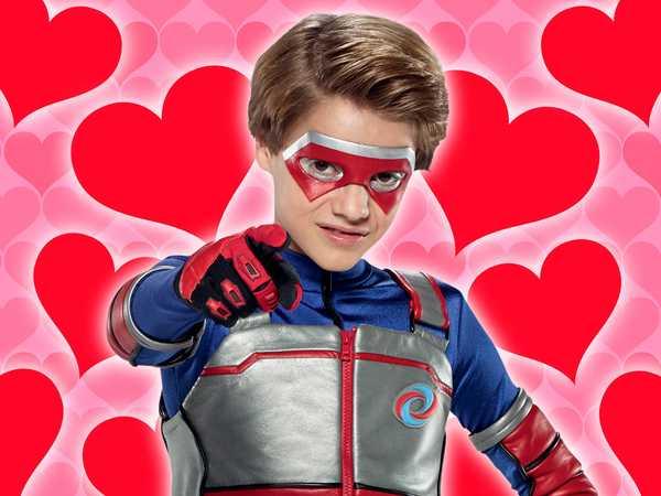Henry Danger: Dangerous Valentines